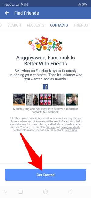 Cara Mencari Akun Facebook Seseorang Berdasarkan Nomor Telepon 4