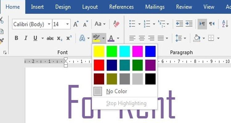 Cara Mengatur Dan Mendesain Teks Pada Microsoft Word 10