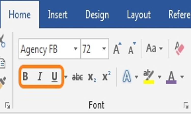 Cara Mengatur Dan Mendesain Teks Pada Microsoft Word 12