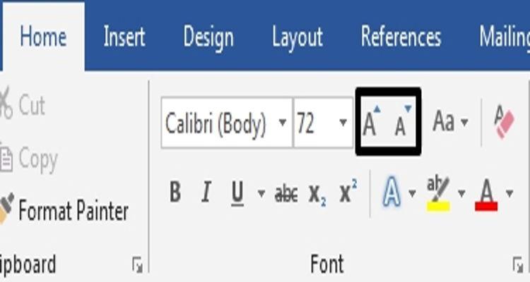 Cara Mengatur Dan Mendesain Teks Pada Microsoft Word 3