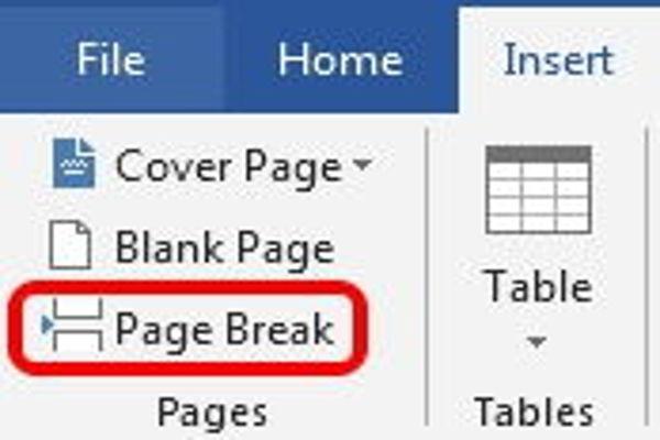 Dasar Penggunaan Breaks Di Microsoft Word 2