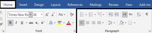 Dasar Dasar Pembuatan Dan Modifikasi List Di Microsoft Word 1