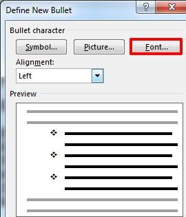 Dasar Dasar Pembuatan Dan Modifikasi List Di Microsoft Word 22