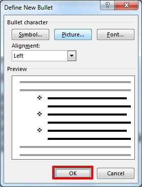 Dasar Dasar Pembuatan Dan Modifikasi List Di Microsoft Word 23