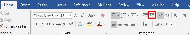 Dasar Dasar Pembuatan Dan Modifikasi List Di Microsoft Word 30