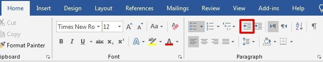 Dasar Dasar Pembuatan Dan Modifikasi List Di Microsoft Word 32