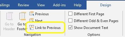 Panduan Penggunaan Page Number Di Microsoft Word 13