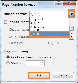 Panduan Penggunaan Page Number Di Microsoft Word 7