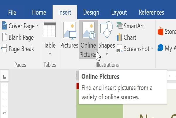 Perpaduan Penggunaan Picture Dan Text Wrapping Di Microsoft Word 14