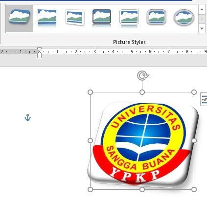 Panduan Formatting Picture Di Microsoft Word 11