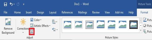 Panduan Formatting Picture Di Microsoft Word 12