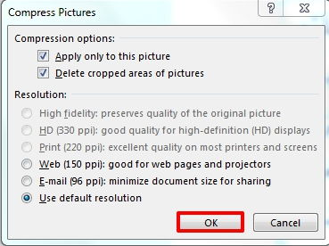 Panduan Formatting Picture Di Microsoft Word 13