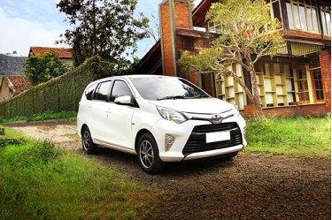 Spesifikasi Toyota Calya 2