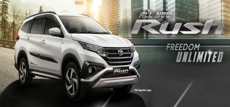 Toyota Rush Thumbnail