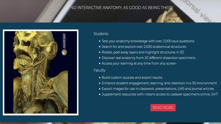 Top 9 Trendy Apps Of 2019 4d Anatomy