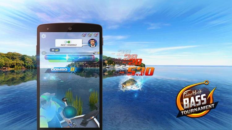 4 Game Android Offline Ini Cocok Buat Kamu Yang Hobby Mancing Kail Pancing Turnamen Kakap