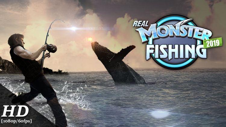 4 Game Android Offline Ini Cocok Buat Kamu Yang Hobby Mancing Monster Fishing