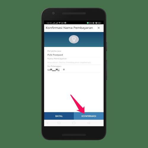 Cara Bayar Tagihan Listrik Pln Lewat Aplikasi Mandiri Online 10