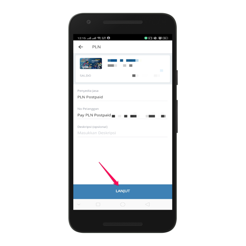 Cara Bayar Tagihan Listrik Pln Lewat Aplikasi Mandiri Online 11