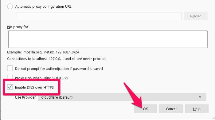 Cara Aktifkan Dns Over Https Di Mozilla Firefox 3